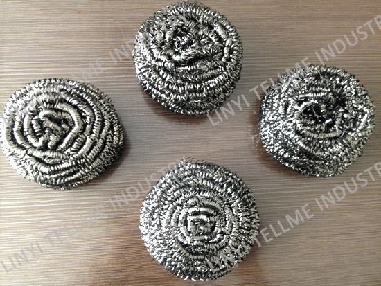 How to choose the stainless steel scourer