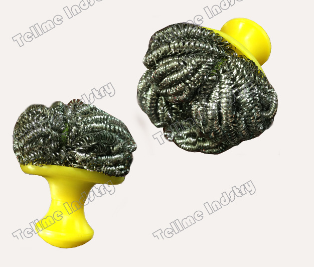 New style scourers